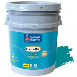 PINTURA LATEX PARA USO EXTERIOR / INTERIOR AQUA REFRESCANTE EXCELLO LATEX