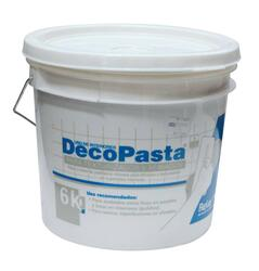 MASILLA PARED INTERIOR DECOPASTA (STUCO) 6 KG