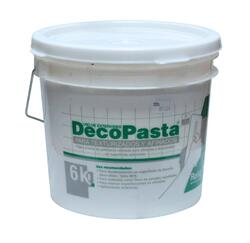 MASILLA PARED EXTERIOR DECOPASTA (STUCO) 6 KG